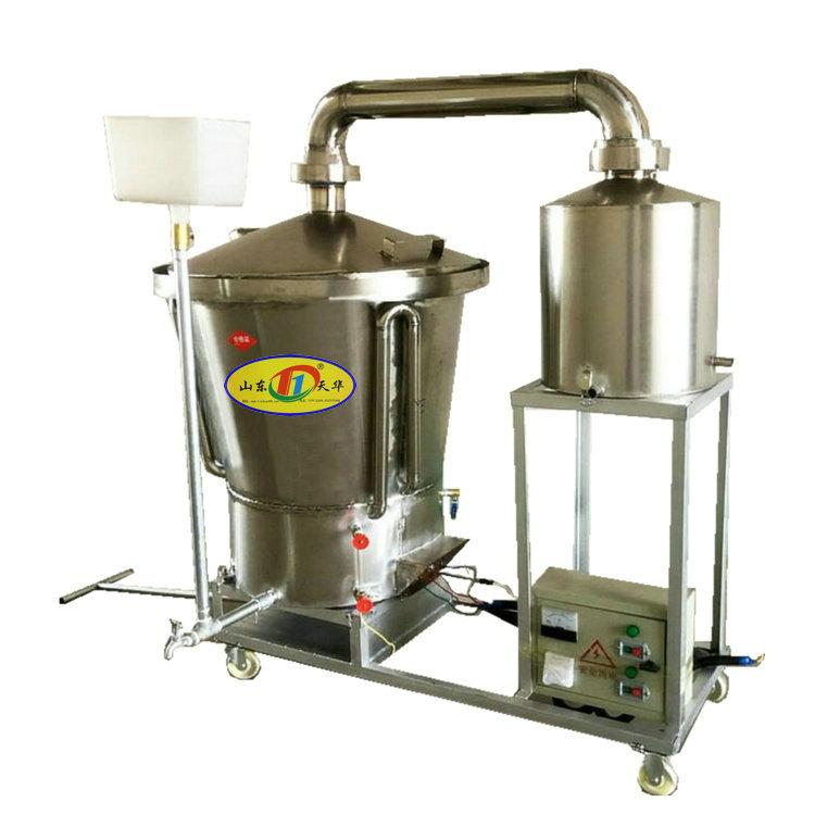 电气两用液态蒸酒机出酒率高