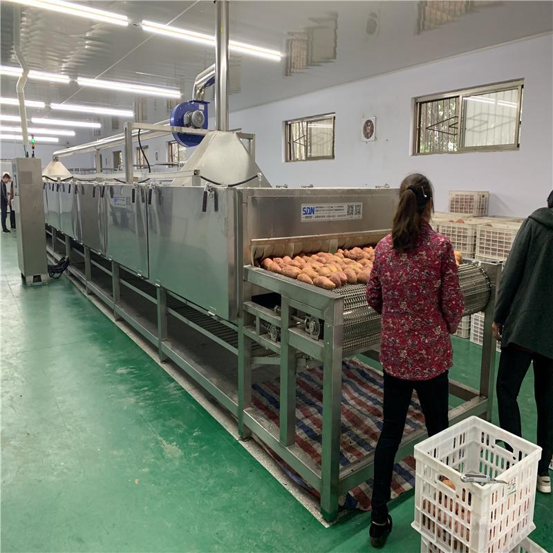推荐烤地瓜加工设备生产厂家价格低