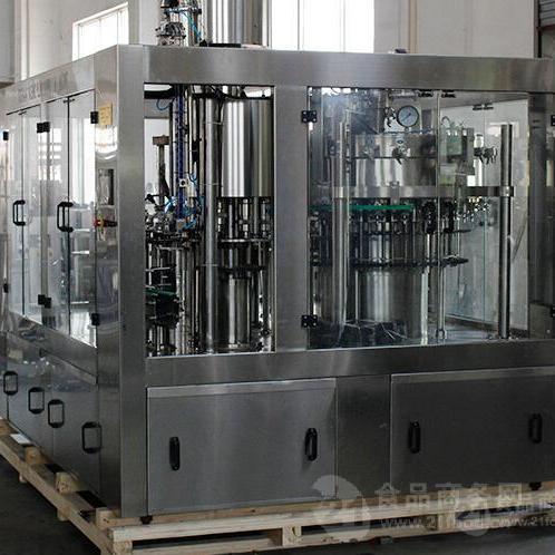 全自动矿泉水三合一灌装机生产线 CGF