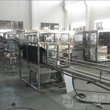桶装水三合一灌装机设备厂家