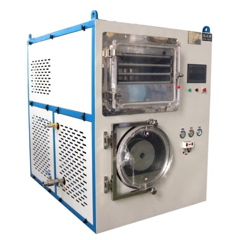 真空冷冻干燥机果蔬冻干设备中草药冷冻干燥食品冷冻