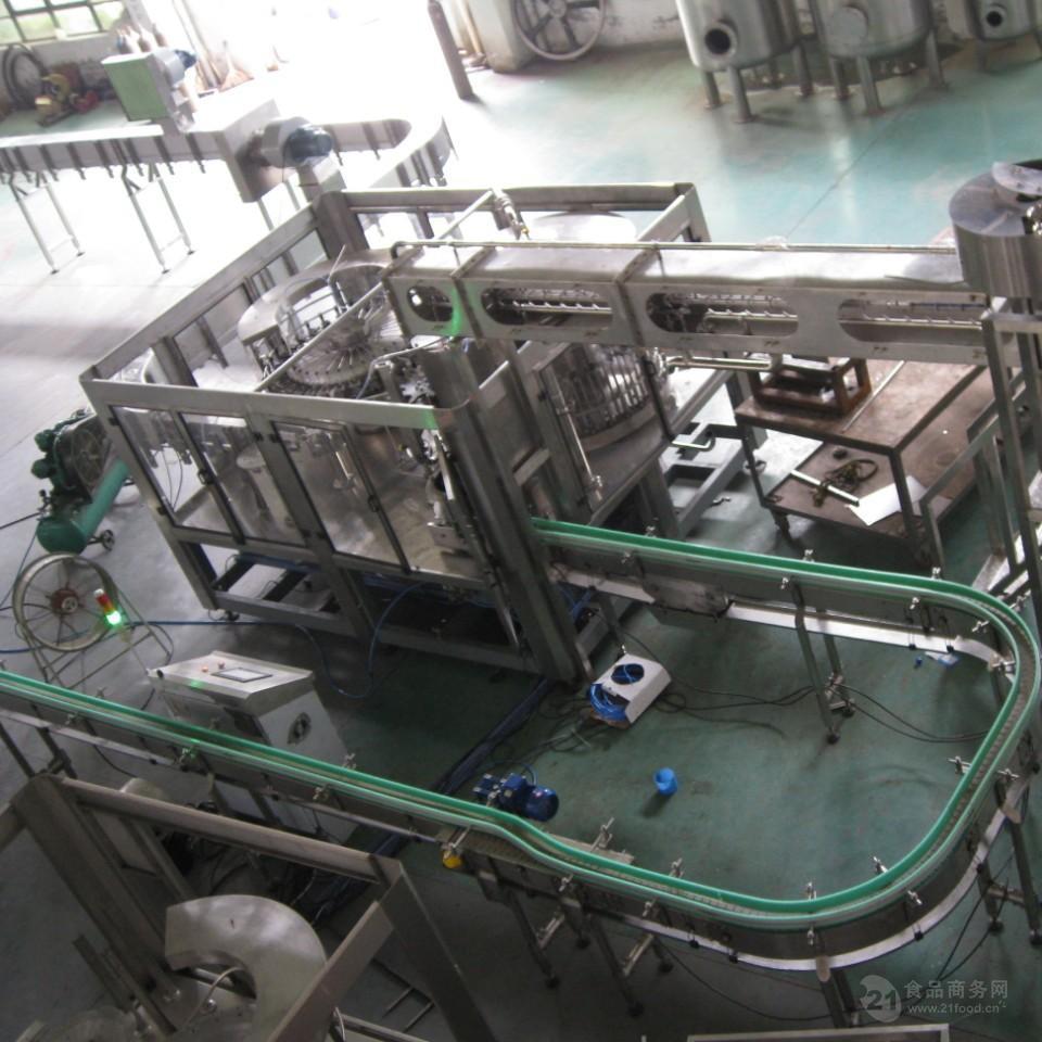CGF 原汁果汁饮料灌装设备
