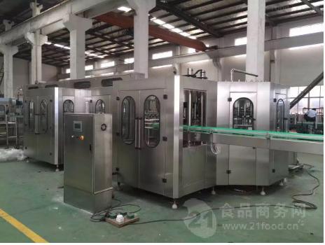 果汁饮料灌装机生产厂家