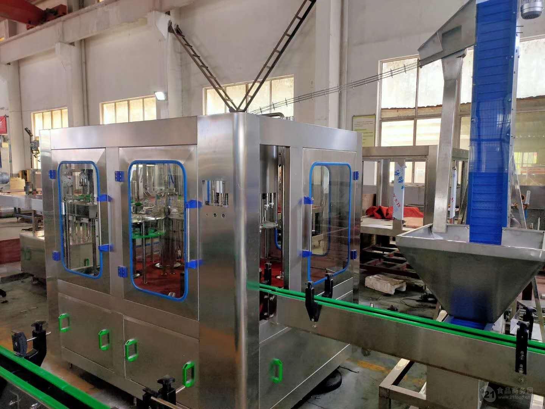 瓶装山泉水灌装机生产线