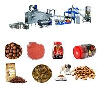 厂价直销 大型狗粮猫粮生产线膨化设备 希朗
