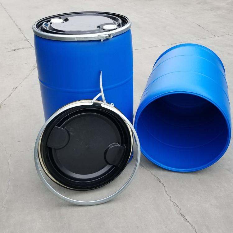 200L塑料桶 200l开口塑料桶