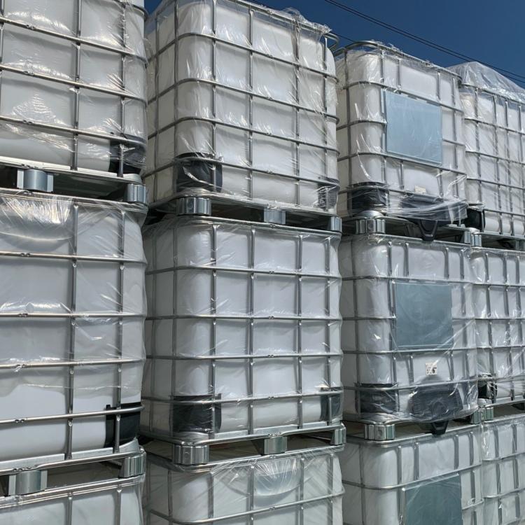 外面帶框架的1000升塑料桶 噸桶 2000斤方桶