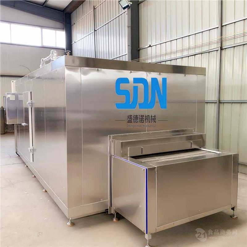 鸡胗快速速冻设备 SDN-100