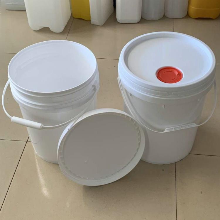 套桶20升塑料桶20升圆形塑料桶