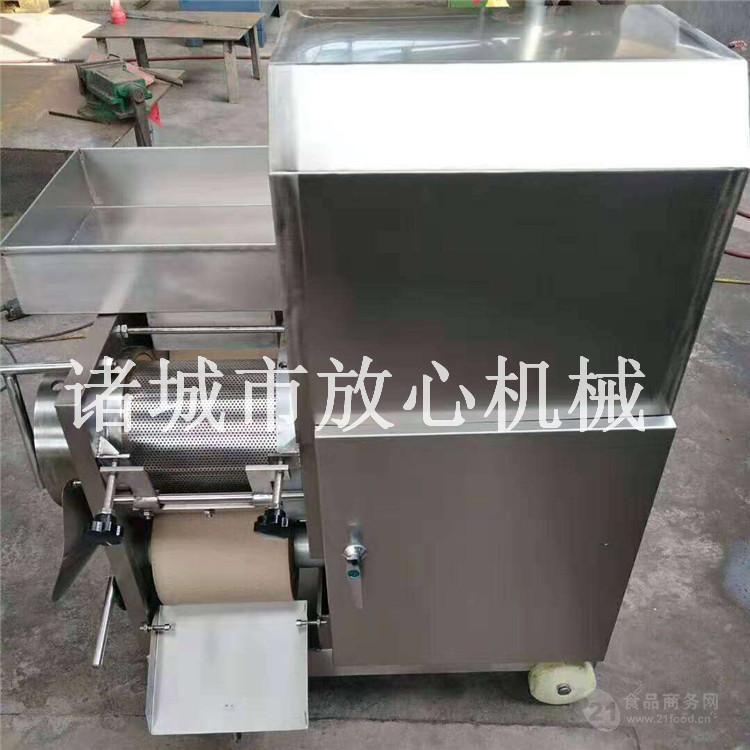 鲅鱼采肉机器专业厂家