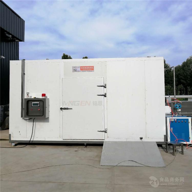 大型肉類解凍機 全自動低溫高濕解凍機