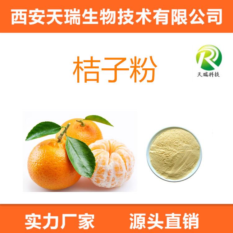 桔子粉98% 速溶桔子果粉 桔子果汁粉