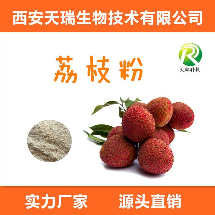 荔枝果粉98% 速溶荔枝果汁粉 荔枝粉