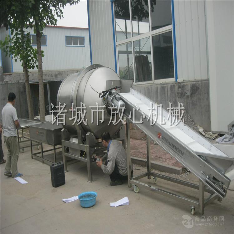 不锈钢全自动木瓜丝拌料机 FX1200