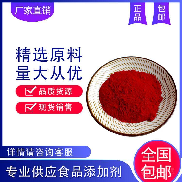 食品级 烘焙红甜菜粉 批发红甜菜根粉 散装脱水红甜菜粉