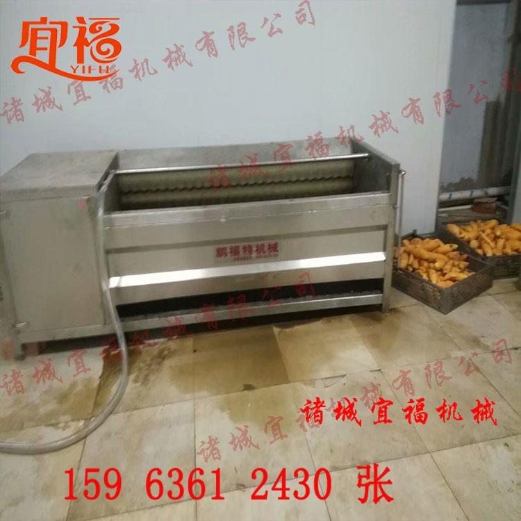 红薯烘烤机器 大型红薯烘烤设备 自动烘烤线厂家
