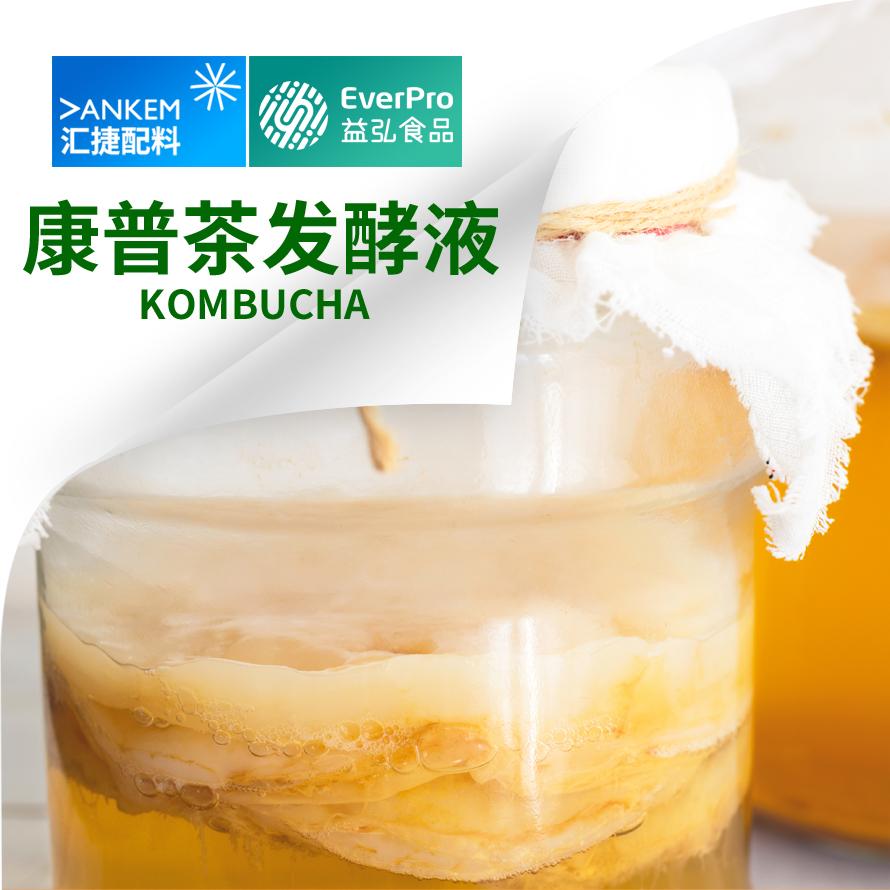 康普茶发酵液