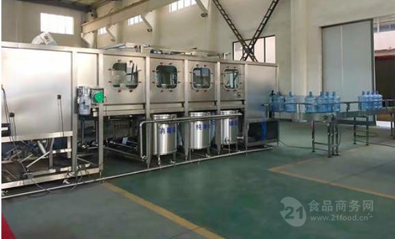 全自动18.9L大桶水生产线