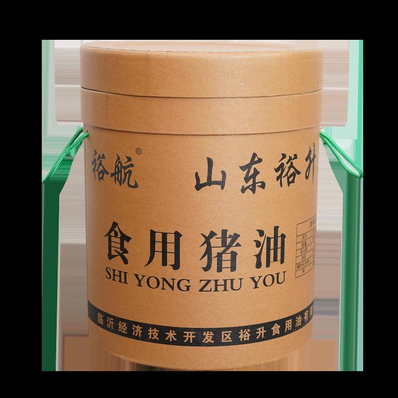 裕航濃香豬油25kg