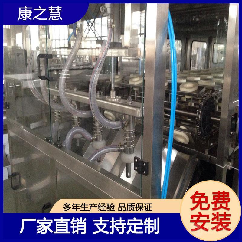 5加仑灌装机、大桶水灌装机 、液体灌装生产线