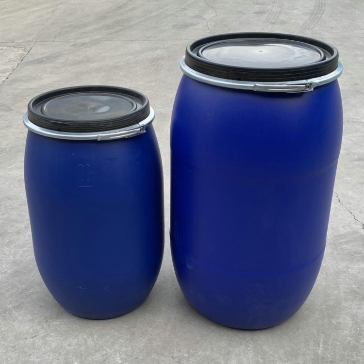 200升塑料桶200公斤法兰桶200L塑料桶生产厂
