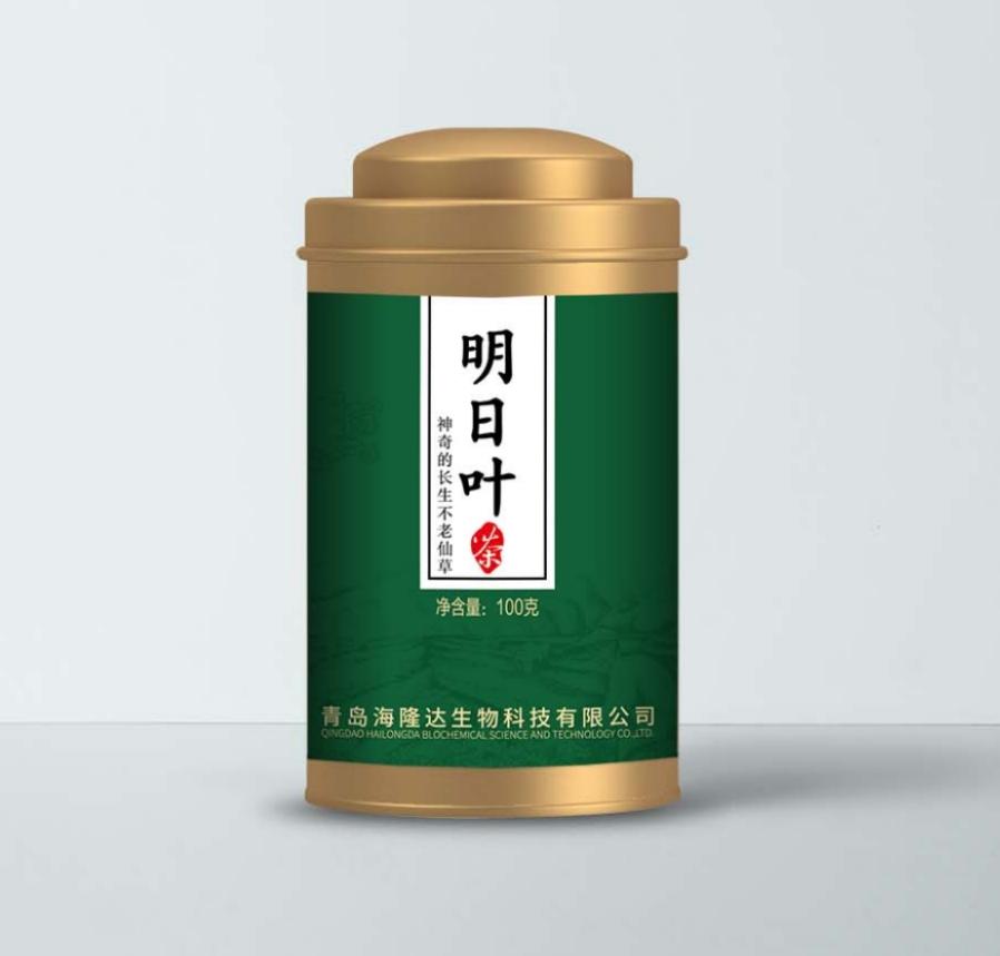 明日叶茎茶