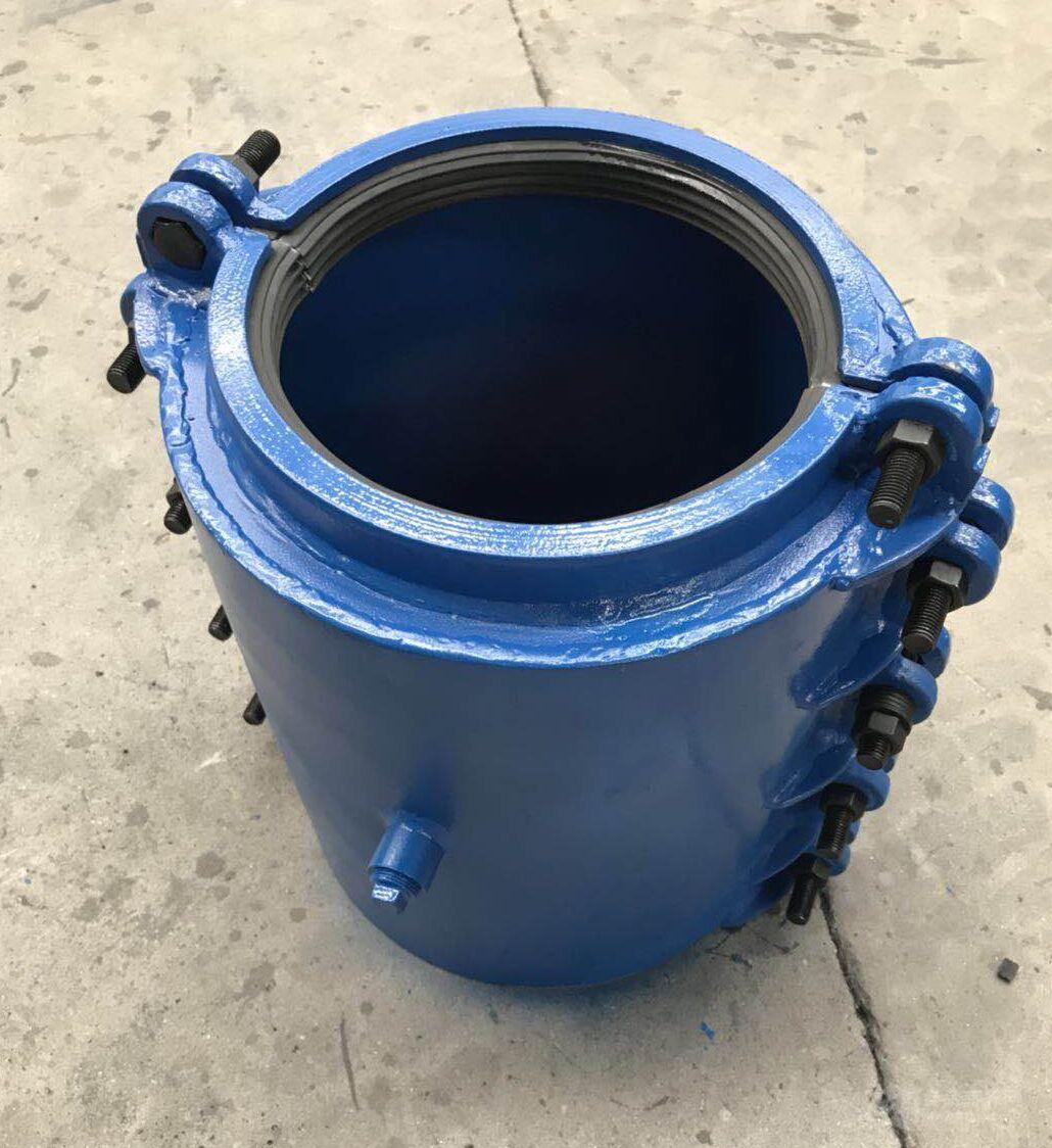 不锈钢管承插式抢修节