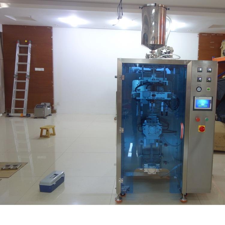 固体饮料粉末包装机 小型粉剂异形袋灌装机