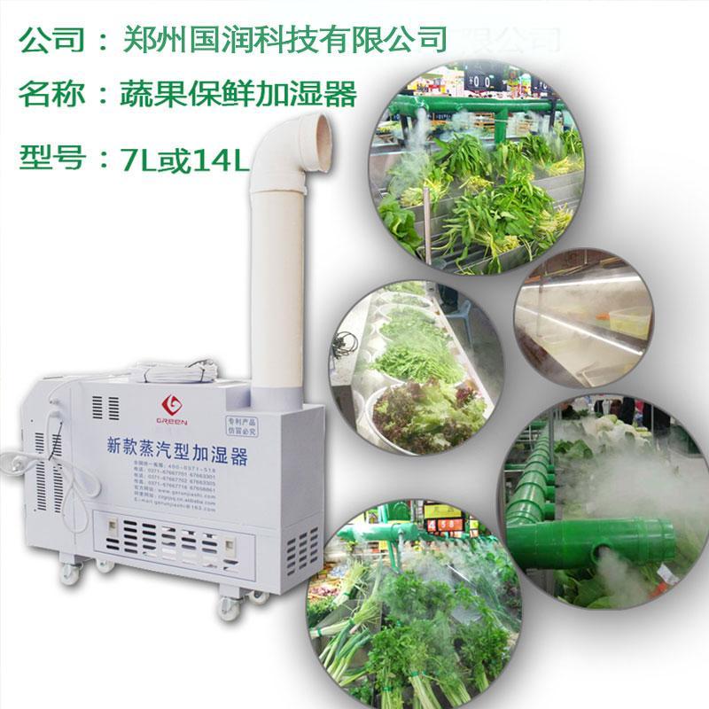 郑州国润 蔬菜喷雾加湿器