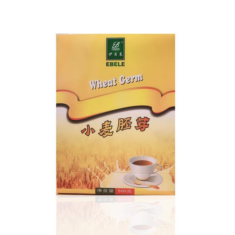 小麦胚芽冲调谷物方便食品