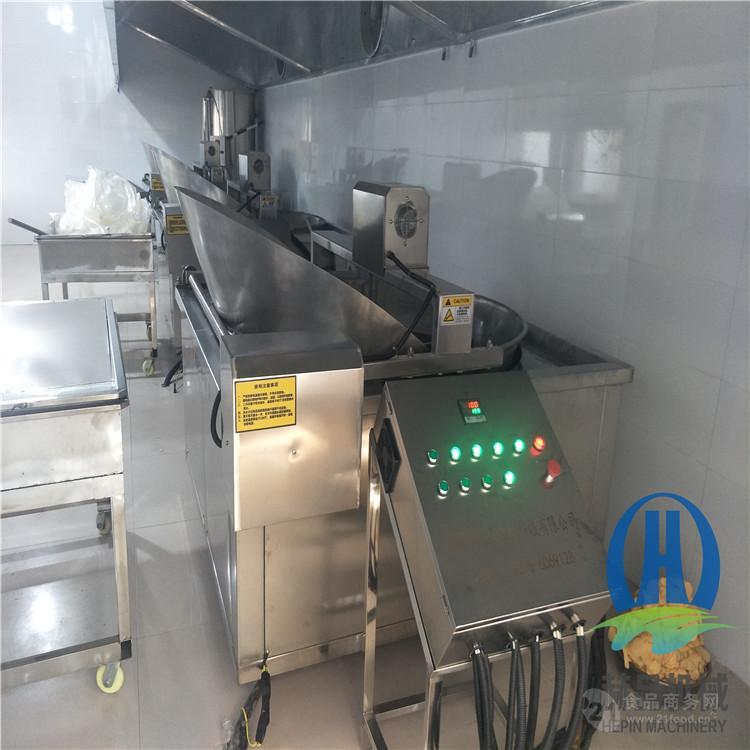 鍋包肉油炸鍋 自動攪拌油炸鍋 油炸鍋廠家