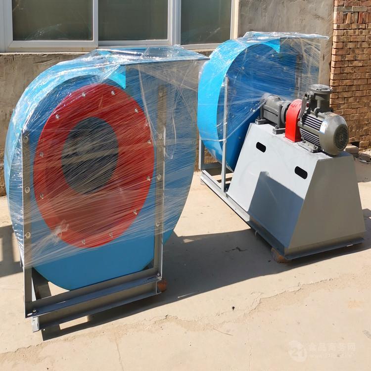 F4-72-5玻璃鋼蝸牛A式離心風機左旋鑫潤飛玻璃鋼風機價格批發