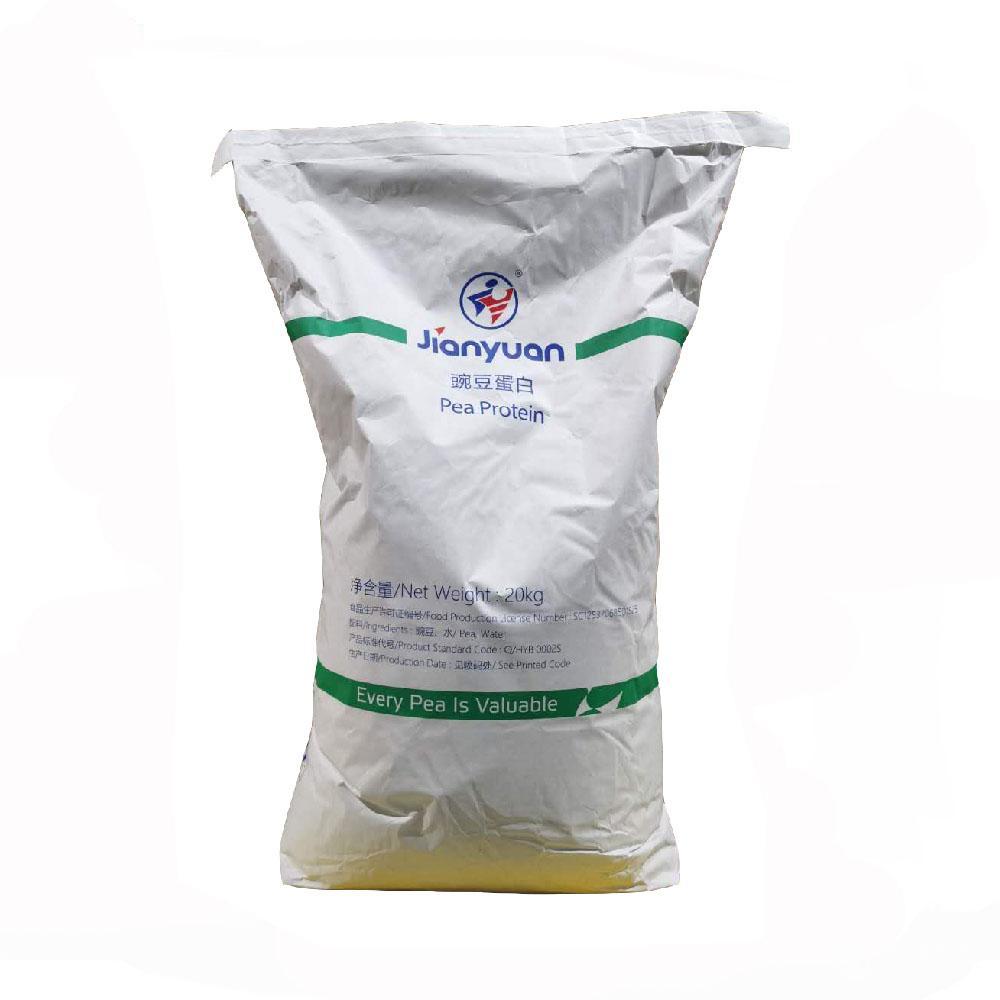 恒源豌豆蛋白80%
