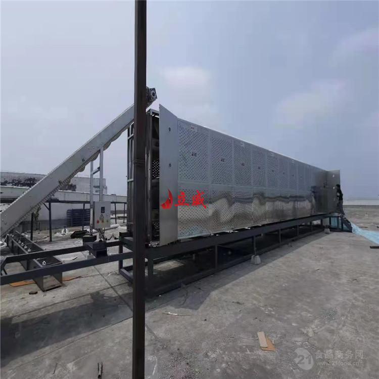 大豆玉米灭活机 微波灭活设备 时产15--25吨