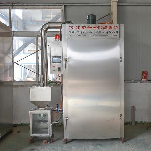 鴻盛機械 臘肉煙熏爐 廠家直銷
