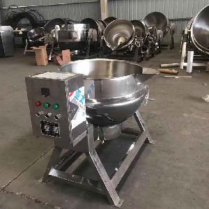电加热夹层锅 质量好的夹层锅 可倾式夹层锅 欢迎选购