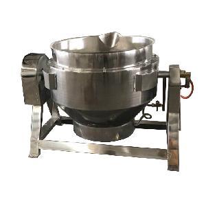 电加热夹层锅批发 夹层蒸汽锅 蒸煮设备