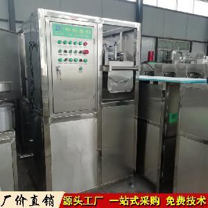 小型自动豆干机 数控豆干机生产线 豆制品加工免费技术
