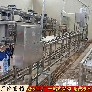 板式冲浆豆腐机 自动冲浆豆腐机生产线 支持定做