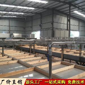 半自动腐竹机器 小型不锈钢手工腐竹生产线 多种规格