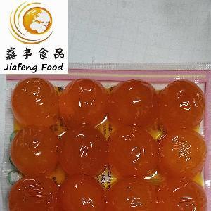 湖南嘉丰食品灵丹牌咸蛋黄13克以上20枚/袋鸭蛋黄货源