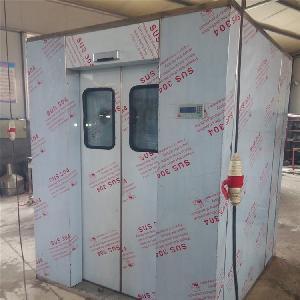 義康牌 電子廠專用風淋室 風淋走廊定制 頂吹風淋室