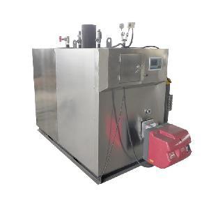 小型蒸饅頭100-300kg燃氣蒸汽發生器保質量規格齊全