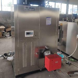 小型商用全自动100-300kg燃气蒸汽发生器保质量规格齐全