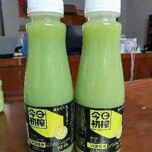 益正元400毫升猕猴桃今日初榨果肉果汁
