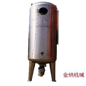 小型全自动酿醋设备 液态食醋生产发酵罐