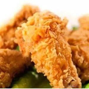 """秋季时光中的一抹""""泰式炸鸡""""——食光鸡"""
