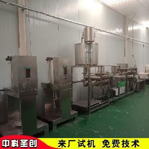 做干豆腐皮的机器 东北干豆腐机生产线 现货供应