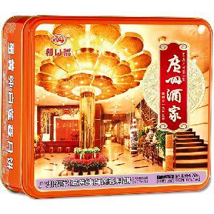 广州酒家蛋黄纯白莲蓉月饼