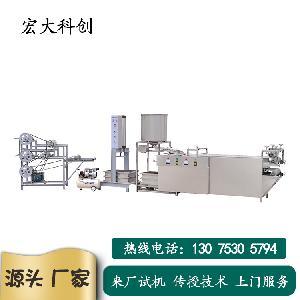 新鄉豆腐皮機報價   全自動豆腐皮機械設備  廠家直銷